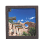 Arizona, Window Rock. Capital of the Navajo Keepsake Box