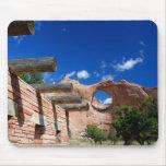 Arizona, Window Rock. Capital of the Navajo Mouse Pad