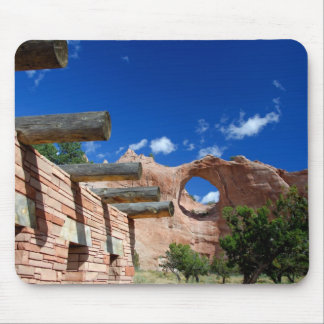 Arizona, Window Rock. Capital of the Navajo Mouse Pad