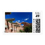 Arizona, Window Rock. Capital of the Navajo Postage
