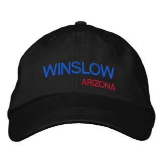 Arizona, Winslow Adjustable Hat Baseball Cap