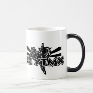 Arizona Young Timers Logo11ozBlue/WhiteMorpingMug 11 Oz Magic Heat Color-Changing Coffee Mug