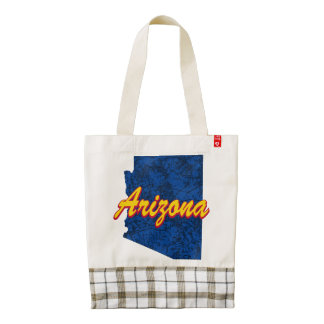 Arizona Zazzle HEART Tote Bag
