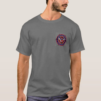 Arizona Zombie Defense Force T-shirt style 2