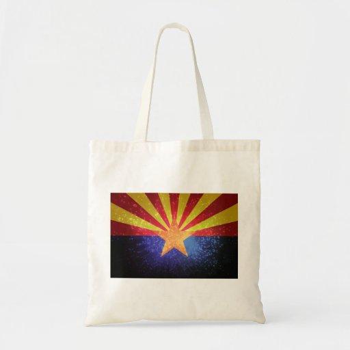 Arizonan Flag Bags
