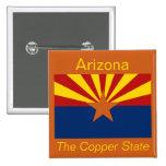 Arizonan Flag Button