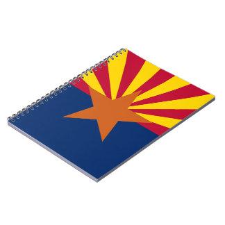 Arizonan Flag Notebook