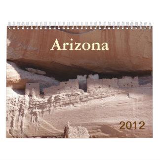 Arizona's Special Places Calendar
