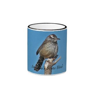 Arizona's State Bird Mugs