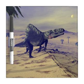 Arizonasaurus dinosaur - 3D render Dry-Erase Board