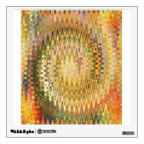 Arizonia Color Abstract Pattern Wall Decal