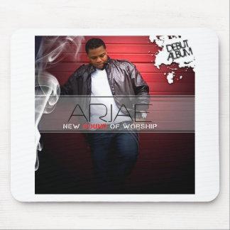 Arjae Matthews Style 3 Music Merch Mousepad