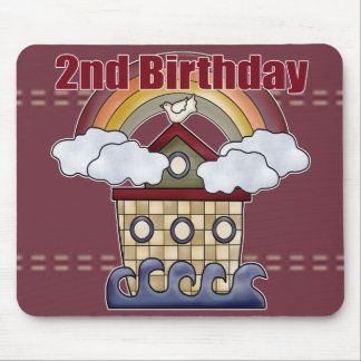 Ark 2nd Birthday Gifts Mouse Pad