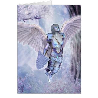 Ark Angel Greeting Card
