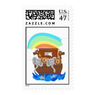 Ark Animals Postage