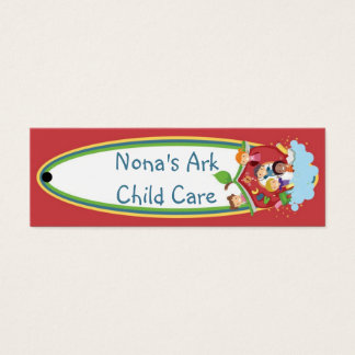 Ark Child Care Hang Tag