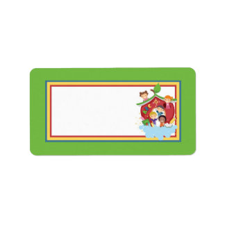 Ark Child Care Mailing Label Address Label