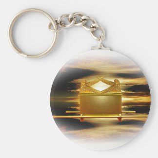 Ark of the Covenant Keychain