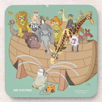 Ark Welding Coaster