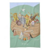 Ark Welding Hand Towel