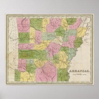 Arkansas 5 posters