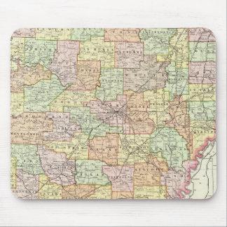 Arkansas 6 mouse pad