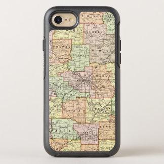 Arkansas 6 OtterBox symmetry iPhone 7 case