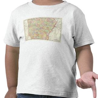 Arkansas 6 camisetas