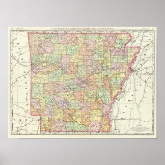 Arkansas 6 poster