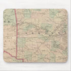 Arkansas and portion of Indian Territory Mouse Pad