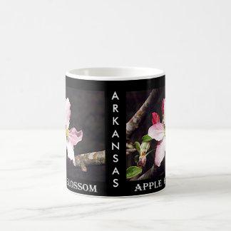 Arkansas Apple florece Taza