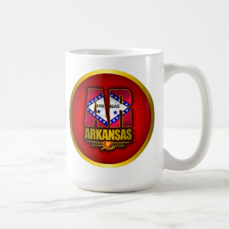 Arkansas (AR) Coffee Mug