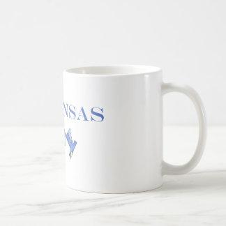 Arkansas Baby (Blue) Coffee Mug