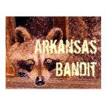 Arkansas Bandit Post Cards