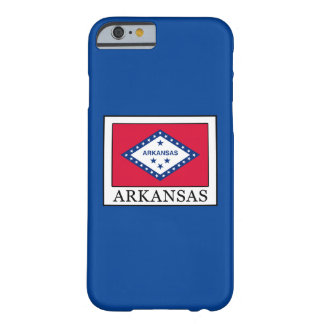 Arkansas Barely There iPhone 6 Case