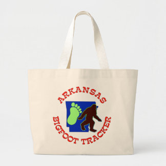 Arkansas Bigfoot Tracker Bags