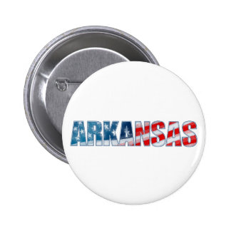 Arkansas Pinback Buttons
