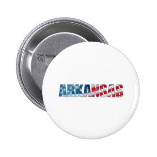 Arkansas Pinback Button