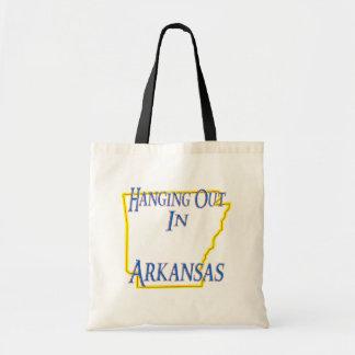 Arkansas - colgando hacia fuera bolsa de mano