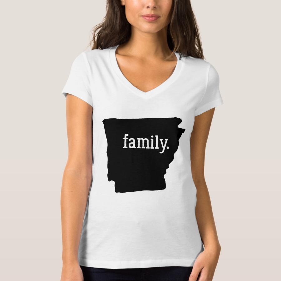 Arkansas Cool Gift Family State Shirt Dark - Best Selling Long-Sleeve Street Fashion Shirt Designs