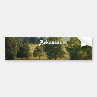Arkansas Countryside Bumper Sticker
