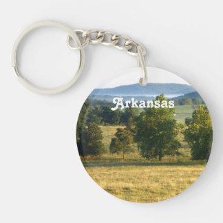 Arkansas Countryside Acrylic Key Chain