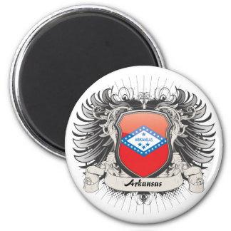 Arkansas Crest Refrigerator Magnets