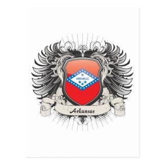 Arkansas Crest Postcard