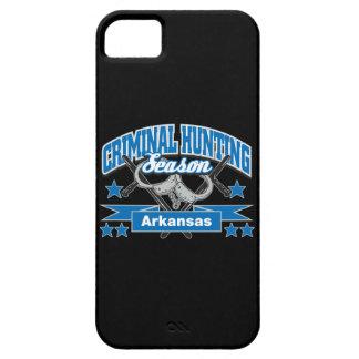 Arkansas Criminal Hunting Season iPhone SE/5/5s Case