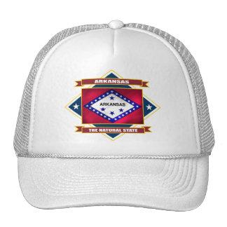 Arkansas Diamond Trucker Hat