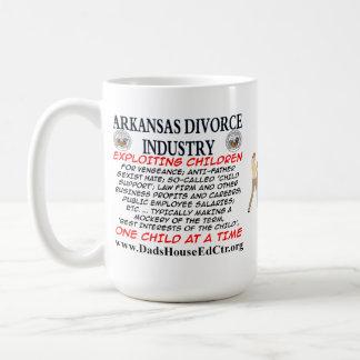 Arkansas Divorce Industry. Mugs