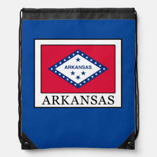 Arkansas Drawstring Bag