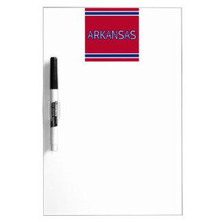 Arkansas Dry Erase Board with Pen