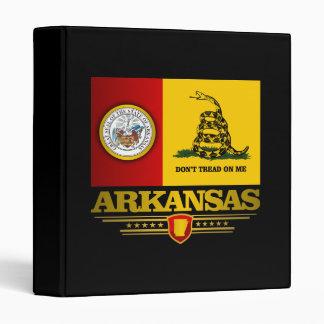 Arkansas (DTOM) 3 Ring Binder
